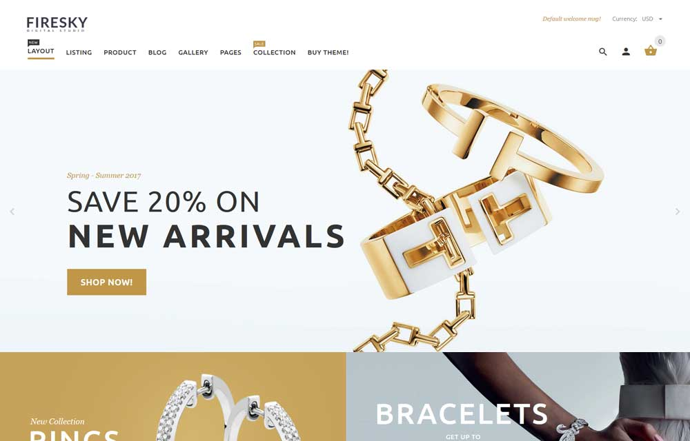 shopify-front-page-jewellery-store
