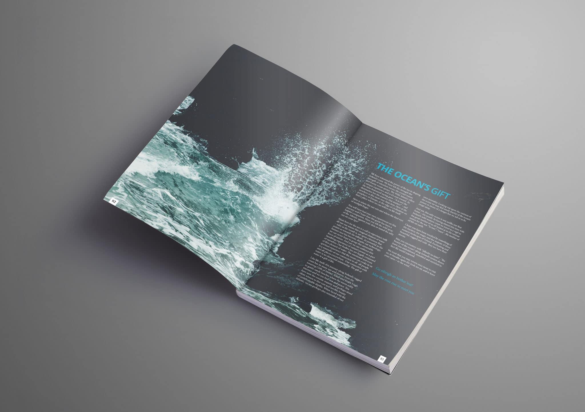 Dual-page-design