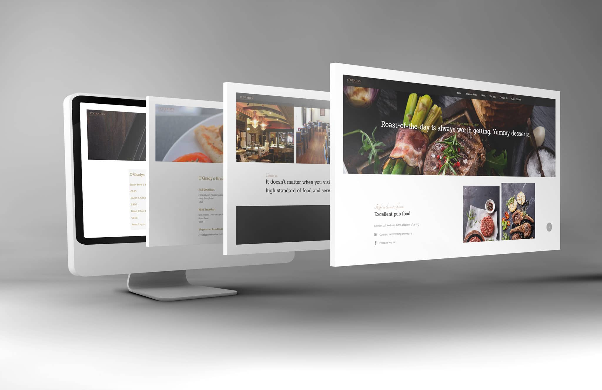 website-for-restaurant