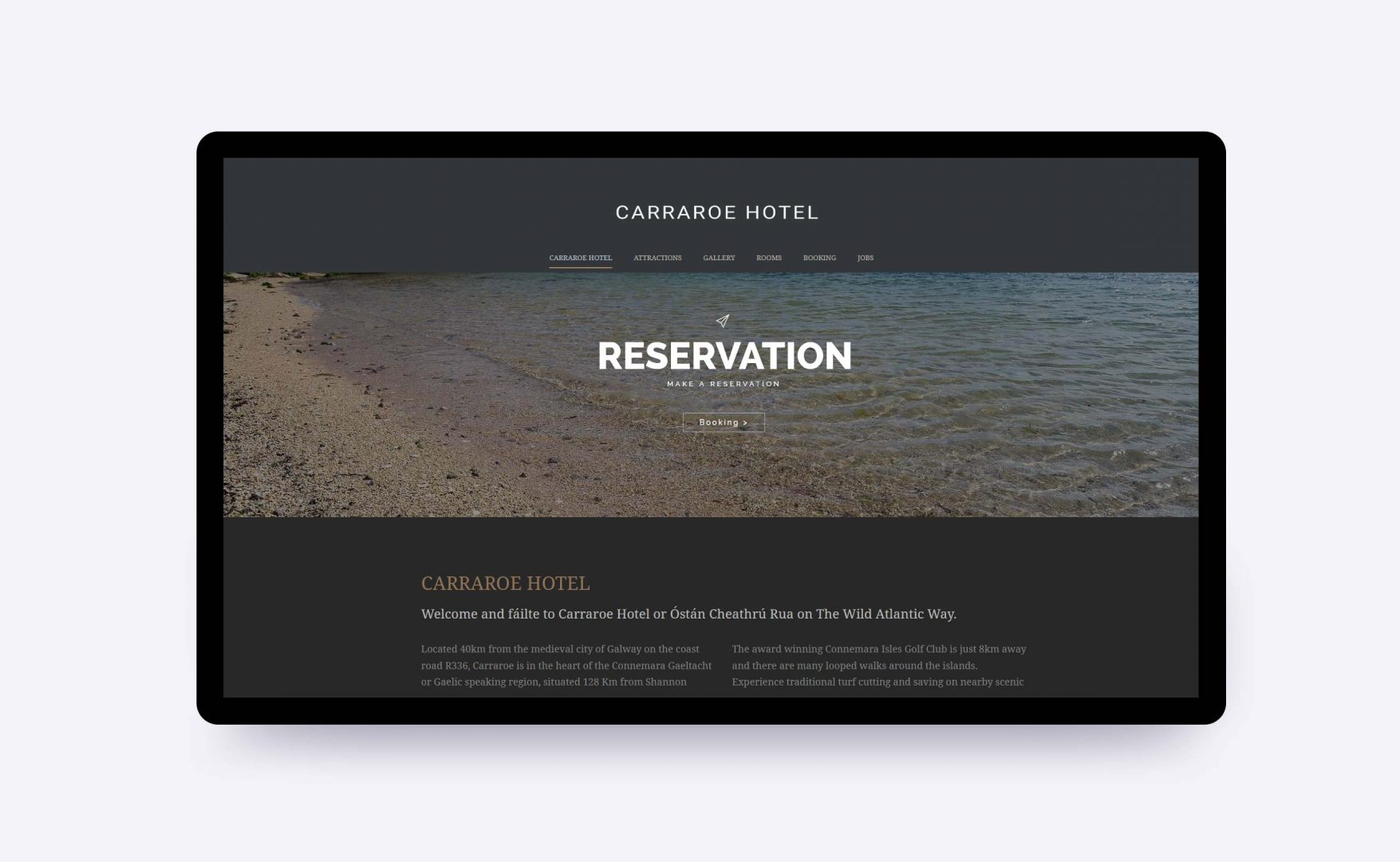 Carraroe Hotel