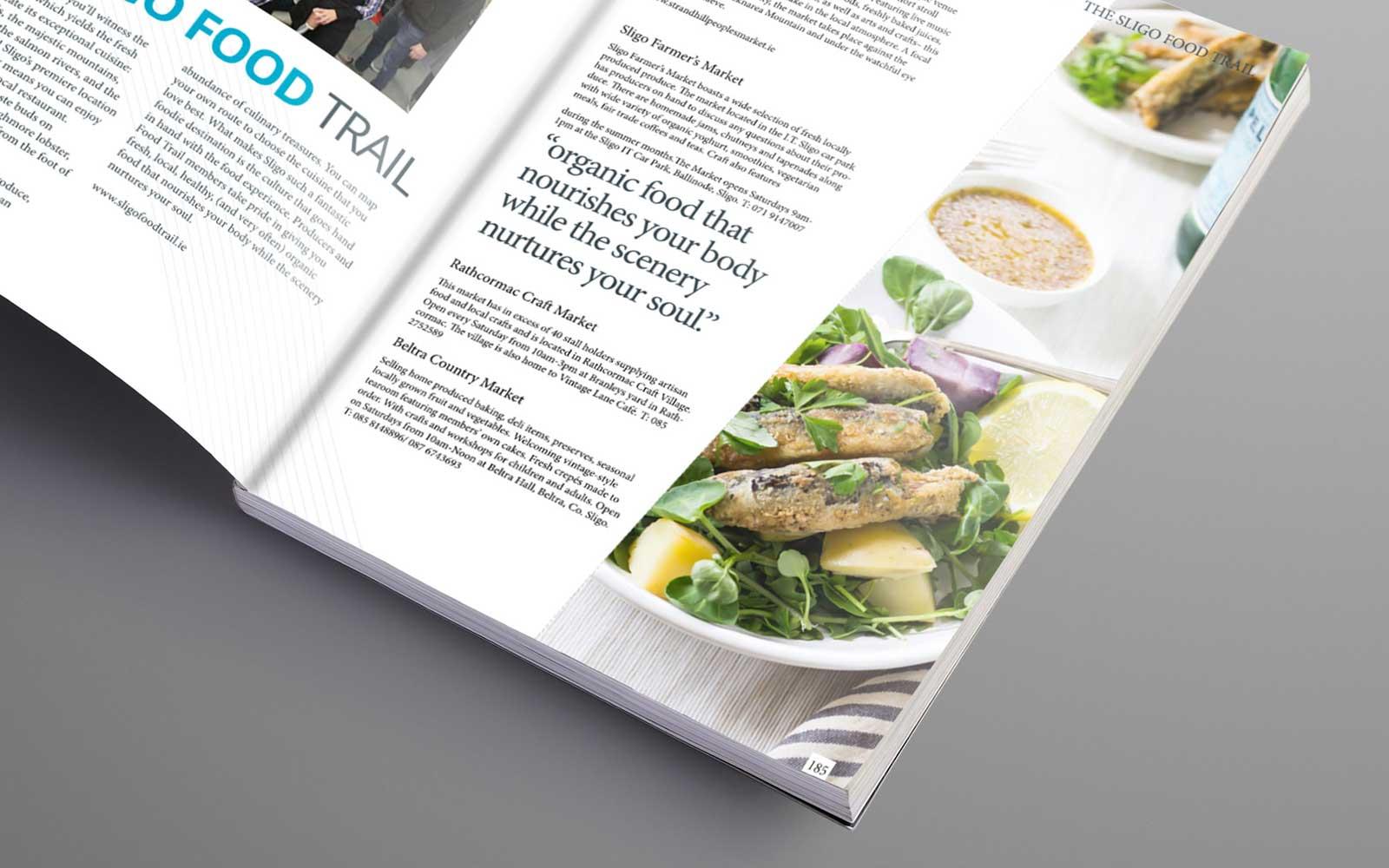 Magazine-layout
