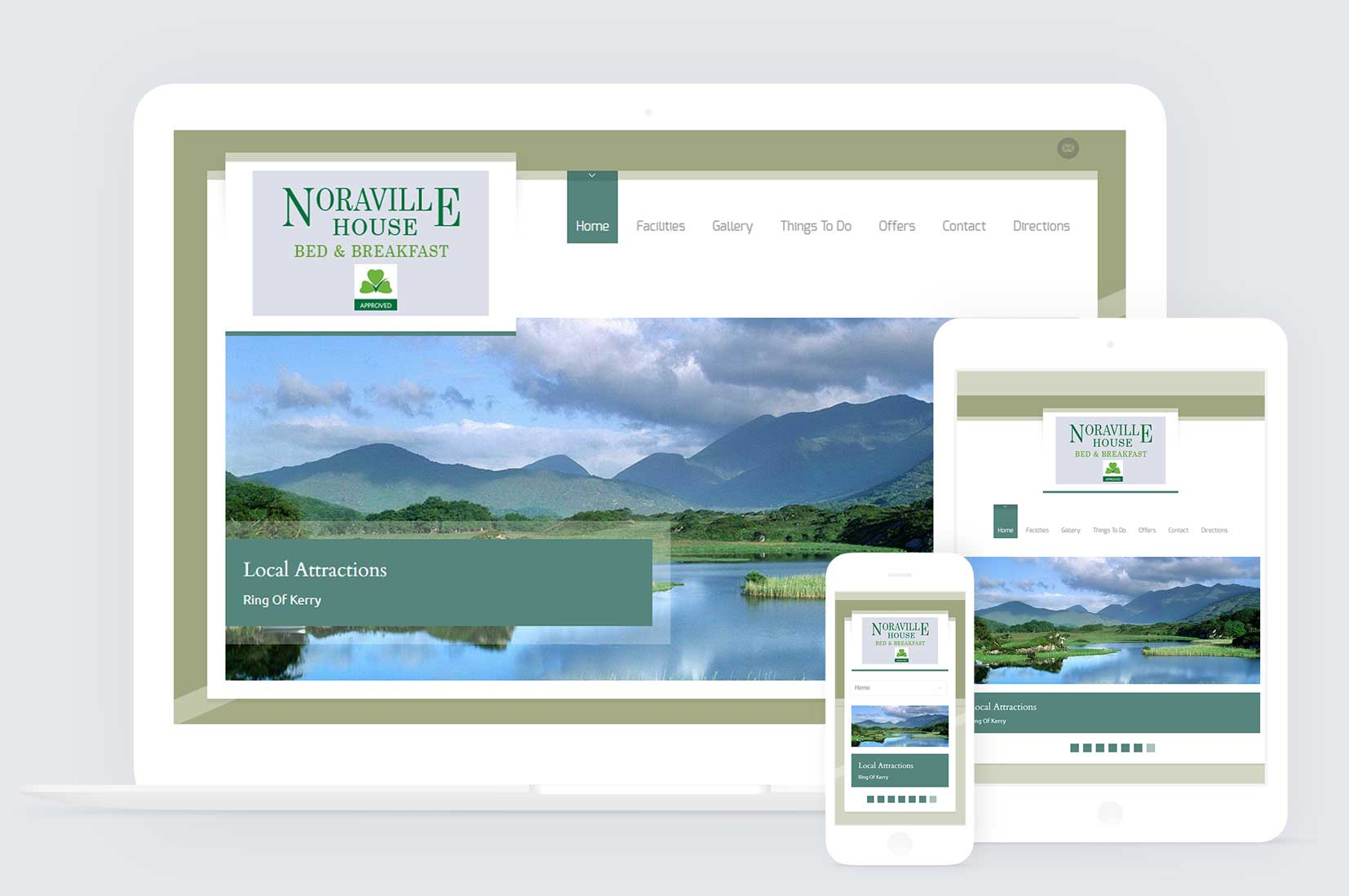Web Design Projects In The Republic Of Ireland 1
