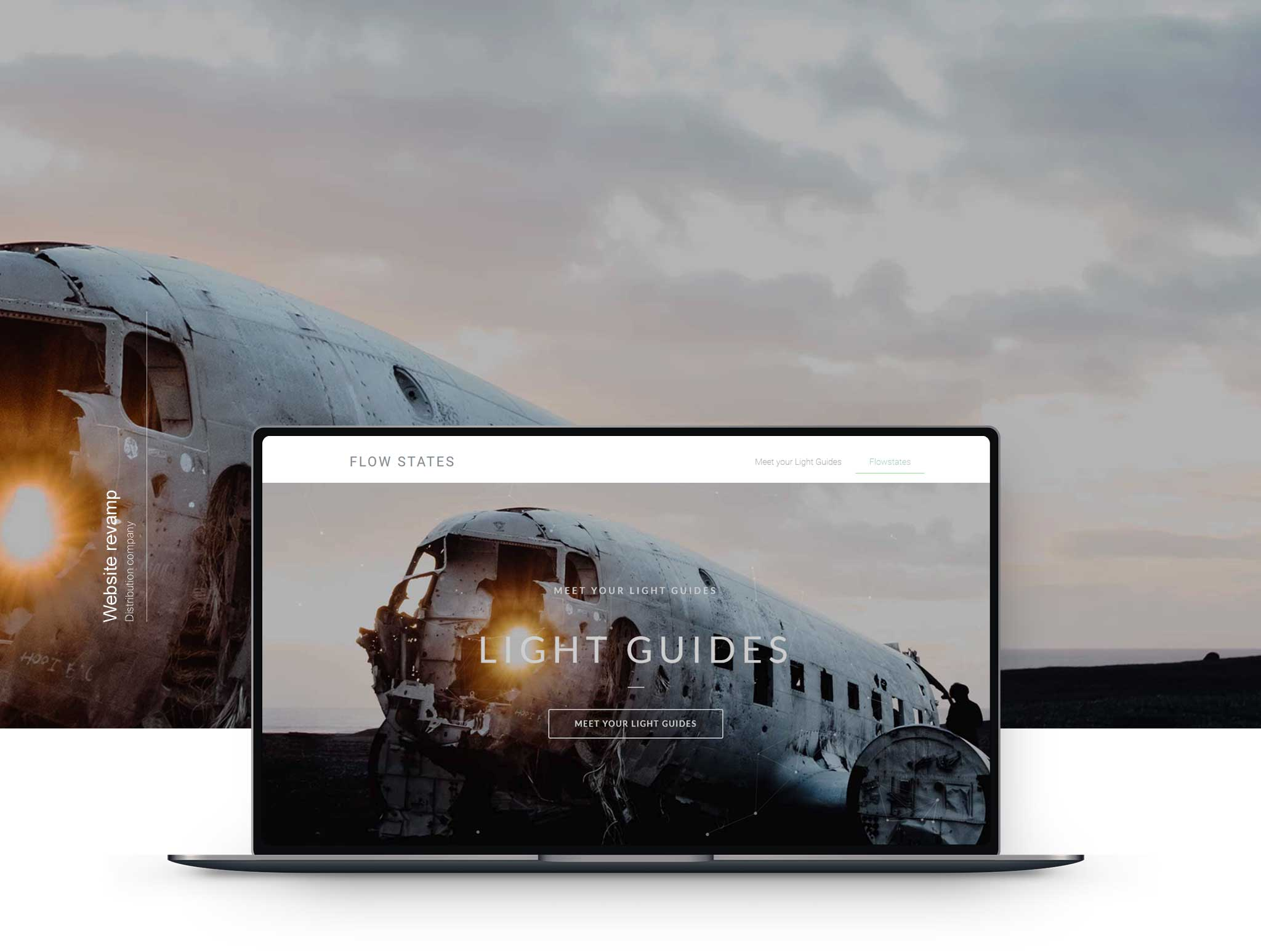 Showcase Work On Moving Flow States Website From Squarespace To WordPress