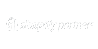 We Are A Shopify Partner