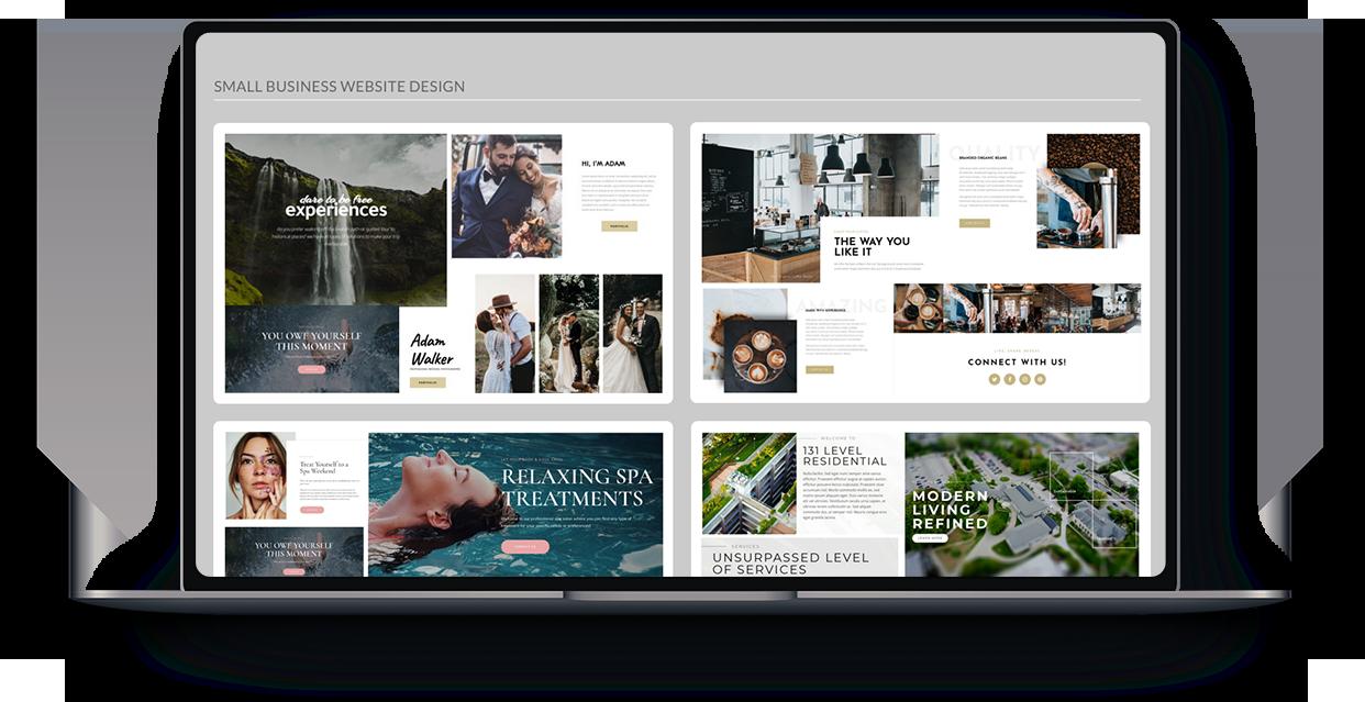 Small Business Website Design Studio