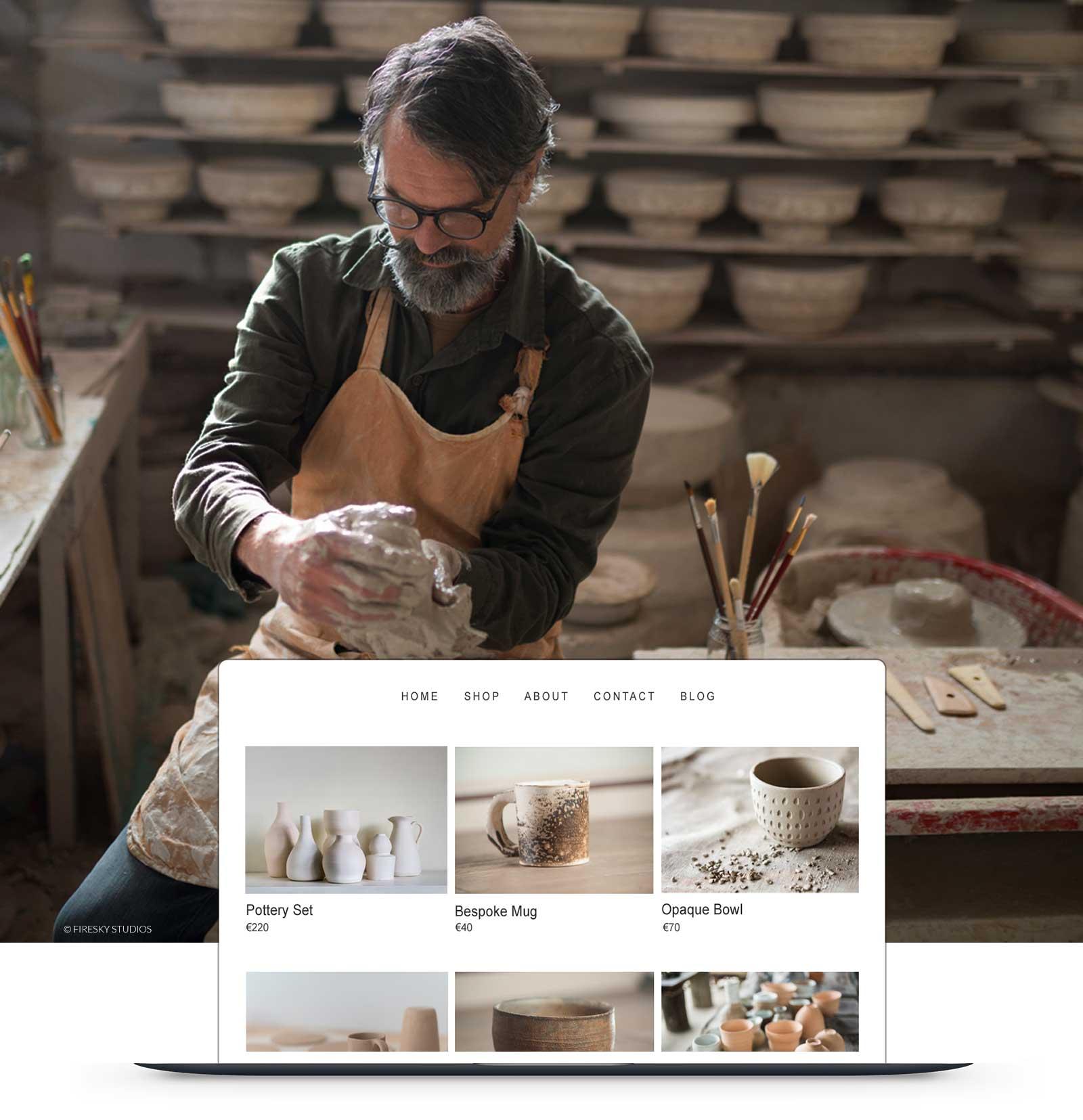 Ecommerce Websites Designed Using WordPress