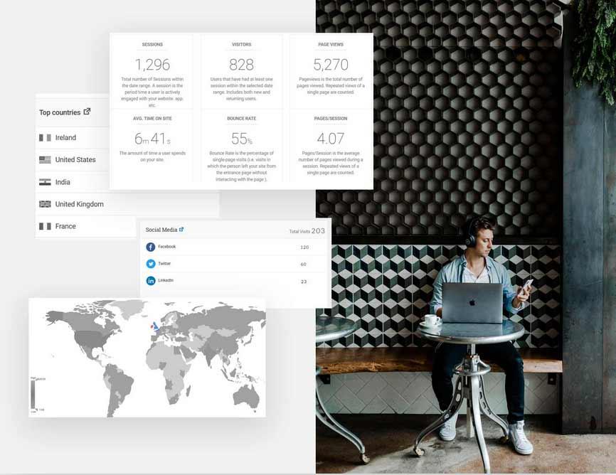 Data Reports Dashboard