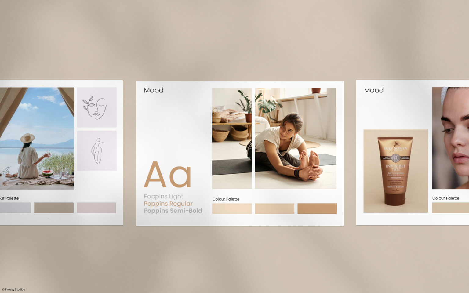 Brand Mood Boards