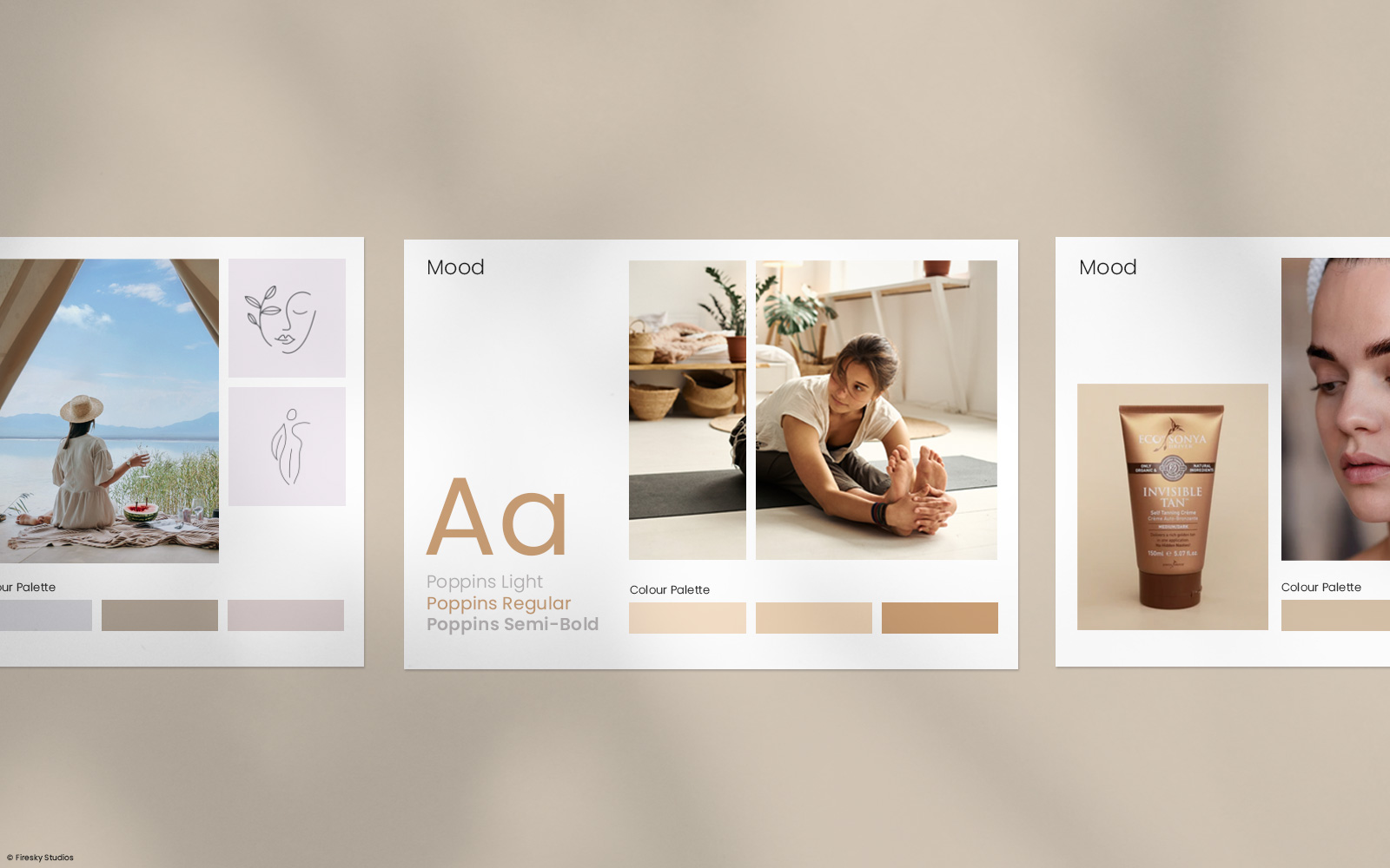 Brand Mood Boards