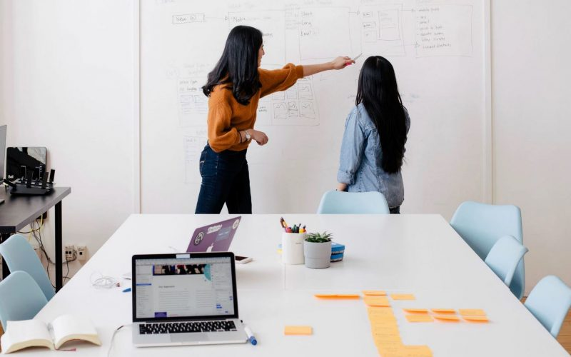 Digital marketing studio