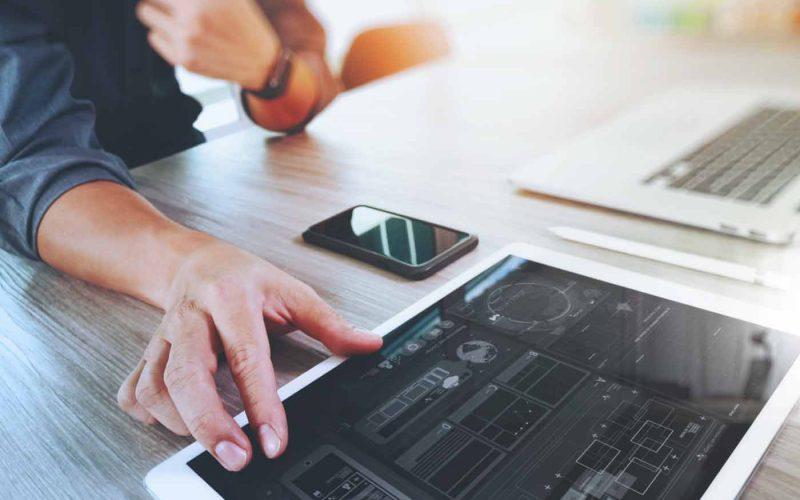 Working-digital-tablet
